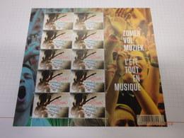 4357 Zomer Vol Muziek 2013 Zie Foto - Belgium