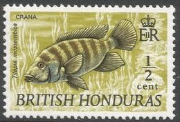 British Honduras. 1968 Wildlife. ½c MH SG 277 - British Honduras (...-1970)