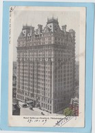 PHILADELPHIA  -  HOTEL  BELLEVUE - STRATFORD  -  1905  - - Philadelphia
