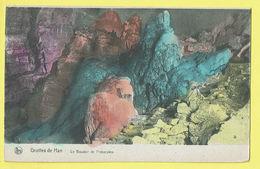 * Han Sur Lesse (Rochefort - Namur - La Wallonie) * (Nels) Grottes De Han, Le Boudoir De Proserpine, Grot, Couleur, Rare - Rochefort