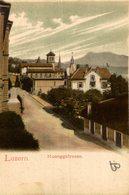 LUZERN MUSEGGSTRASSE - LU Lucerne