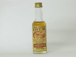 Mignonnette De Rhum - DILLION TRES VIEUX RHUM - Mignonnettes
