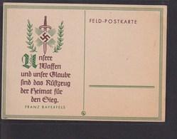 S44 /  Wehrmacht Propaganda / Unsere Waffen Für Den Sieg - Heimat