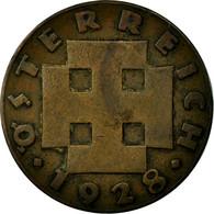Monnaie, Autriche, 2 Groschen, 1928, TB+, Bronze, KM:2837 - Autriche