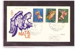 TEM5139   -   VENEZIA    6.12.1972   /   FDC  NATALE 1972 - Christmas