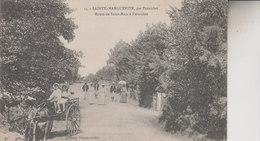 SAINTE  MARGUERITE    ROUTE DE SAINT MARC A PORNICHET - France
