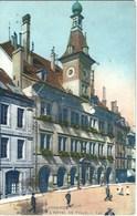 CPA Suisse - Vaud * Lausanne, L'Hôtel De Ville * - VD Vaud
