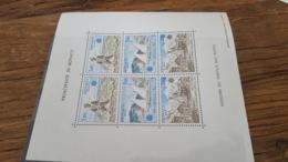 LOT 436375 TIMBRE DE MONACO NEUF** LUXE BLOC - Blocks & Kleinbögen
