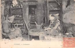 Etranger - Thème Cordonniers Vanniers / 07 - Tunisie - Cordonniers - Cartes Postales