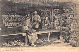 Etranger - Thème Cordonniers Vanniers / 12 - Marchand De Guéta - Cartes Postales