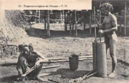 Etranger - Thème Cordonniers Vanniers Forgerons / 14 - Indigènes De L' Annam - Cartes Postales
