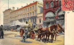 Etranger - Thème Pompiers / 01 - Fire Engine - New York - Défaut - Cartes Postales