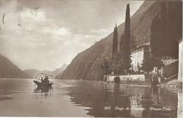CPA Suisse - Tessin * Lago Di Lugano. Presso Oria * - TI Tessin