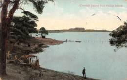 Océanie / 03 - Churchill Island From Philip Island - Postcards