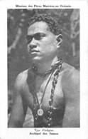 Océanie / 08 - Samoa - Type D'indigène - Cartes Postales