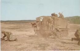 Débarquement Rapide D'un M 75 - Equipment