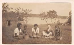Océanie / 13 - Fidji - Real Photo Souple - Beau Cliché - Postcards