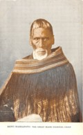 Océanie / 15 - Rewi Mahiapoto - The Great Maori Fighting Chief - Postcards