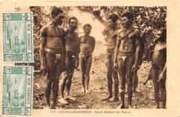 Océanie / 17 - Nouvelles Hébrides - Smali Nimbas De Toman - Léger Défaut - Postcards