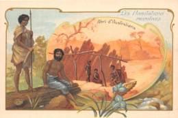 Océanie / 21 - Carte Illustrée - Format 10 X 7 Cm - Cartes Postales