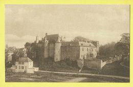 * Ecaussinnes Lalaing (Hainaut - La Wallonie) * (Nels, Monopole Du Chateau) Vieux Chateau D'Ecaussines Lalaing, Kasteel - Ecaussinnes