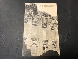 127 - BAALBECK Interieur Du Temple De Bacchus - Liban