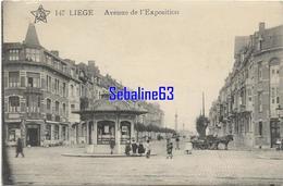 Liège - Avenue De L'Exposition - Liege