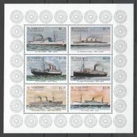 D468 ST.VINCENT TRANSPORTATION SHIPS & BOATS 1KB MNH - Boten