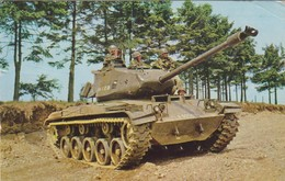 """Char """" Walker Bulldog """" M 41 De Reconnaissance - Equipement"""