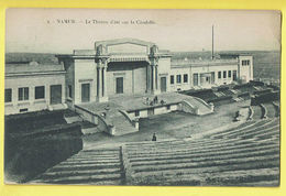 * Namur - Namen (La Wallonie) * (Grand Magasin De La Station, Nr 2) Théatre D'été Sur La Citadelle, Tribunes, Theater - Namur