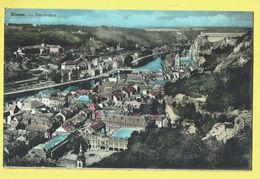 * Dinant (Namur - Namen - La Wallonie) * Panorama Vue Générale, Algemeen Zicht, Couleur, Kleur, Canal, Pont - Dinant