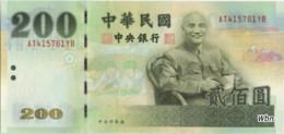 Taiwan 200 NT$ (P1992) -UNC- - Taiwan