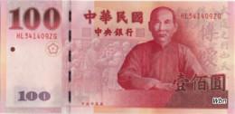 Taiwan 100 NT$ (P1991) -UNC- - Taiwan