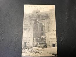 126 - BAALBECK Porte Monumentale Du Temple De Bacchus - Liban