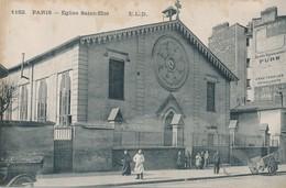 CPA - France - (75) Paris - Paris - Eglise Saint-Eloi - Eglises