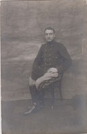 Carte Photo Réelle - Militaire - 1915 - Army & War