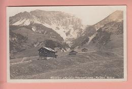 OUDE POSTKAART ZWITSERLAND - SCHWEIZ -    LIECHTENSTEIN - MALBUN - Liechtenstein