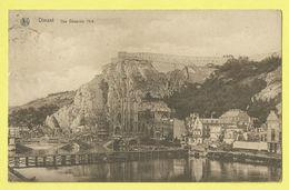 * Dinant (Namur - Namen - La Wallonie) * (Nels, Cliché C. De Wynter, S 33, Nr 60) Vue Générale, Citadelle, Pont, Guerre - Dinant