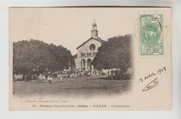 CPA DAKAR (Sénégal) - La Cathédrale - Senegal