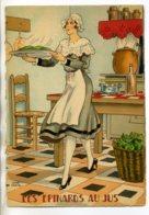 JEAN PARIS 019 -Nos PLats Régionaux -  Les Epinards Au Jus  -     - BARRE DAYEZ 1946 -1419  G - Illustratoren & Fotografen