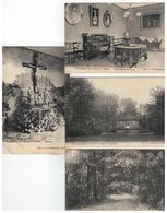 Lier: ETABLISSEMENT DES URSULINES,A LIERRE.    1906  (4 Kaarten) Edit.C.Van Cortenbergh Bruxelles - Lier