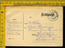 Regno WW2 Seconda Guerra Franchigia Posta Militare 1942 Feldpost - 1900-44 Victor Emmanuel III