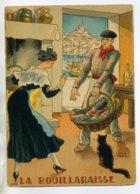 JEAN PARIS 042 -Nos PLats Régionaux - La Bouillabaisse  - Chat Noir    - BARRE DAYEZ 1946 -1417 L - Illustratoren & Fotografen