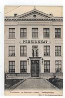 Lier: ETABLISSEMENT DES URSULINES,A LIERRE. Façade Principale 1906  Edit.C.Van Cortenbergh Bruxelles(plooi Li Boven) - Lier