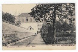 Lier: ETABLISSEMENT DES URSULINES, A LIERRE. Serre 1906  Edit.C.Van Cortenbergh Bruxelles - Lier