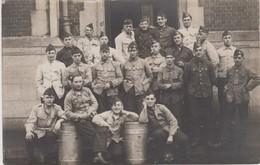 Carte Photo Réelle - Groupe De Militaires  - 1924 - Army & War