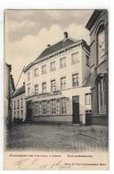 Lier: ETABLISSEMENT DES URSULINES, A LIERRE.Ecole Professionelle 1906  Edit.C.Van Cortenbergh Bruxelles - Lier
