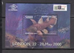 2000 - INDONESIA  - Catg.. Mi. 1993 - NH - (CW1822.7) - Indonesia