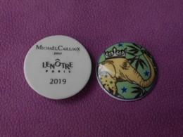Fève LENOTRE 2019 Michaël Cailloux - Charms