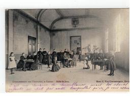 Lier: ETABLISSEMENT DES URSULINES, A LIERRE. Salle De Jeux 1906  Edit.C.Van Cortenbergh Bruxelles - Lier